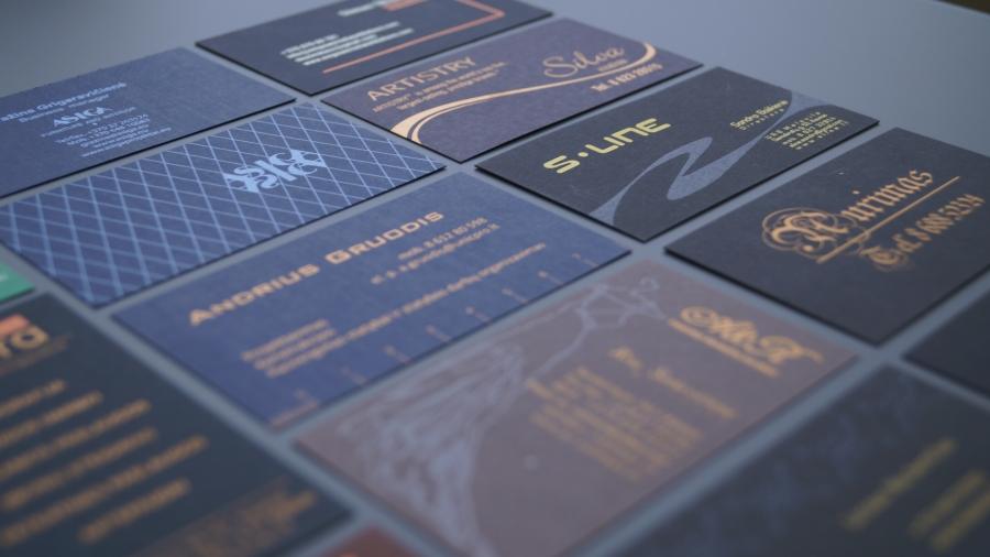 Šilkografinės kortelės